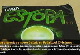 Estopa presenta su nuevo trabajo en Badajoz el 23 de junio