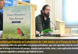 500 escolares participarán en la plantación de 3.000 árboles en el Parque de Tres Arroyos