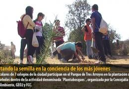 Plantando la semilla en la conciencia de los más jóvenes