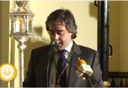 Pregón de la Semana Santa de Badajoz 2012