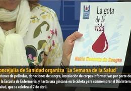 La Concejalía de Sanidad organiza `La Semana de la Salud´