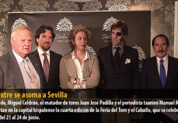 Ecuextre se asoma a Sevilla