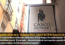 La segunda edición de la `Shopping Week´ volverá del 28 de mayo al 2 de junio