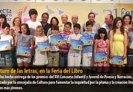 El futuro de las letras, en la Feria del Libro