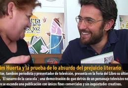 Máxim Huerta y la prueba de lo absurdo del prejuicio literario