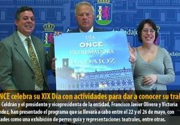 La ONCE celebra su XIX Día con actividades para dar a conocer su trabajo