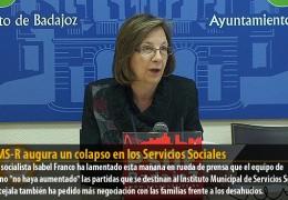 El GMS-R augura un colapso en los Servicios Sociales