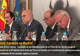 Ecuextre, también en Madrid