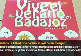 Presentada la XVI edición de Vive el Verano en Badajoz