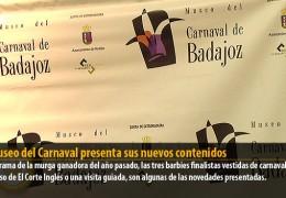 El Museo del Carnaval presenta sus nuevos contenidos