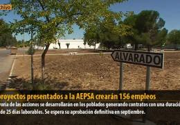Los proyectos presentados a la AEPSA crearán 156 empleos