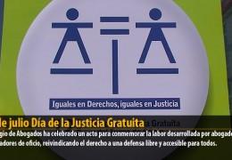 12 de julio Día de la Justicia Gratuita