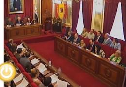 Pleno ordinario de julio de 2012 del Ayuntamiento de Badajoz
