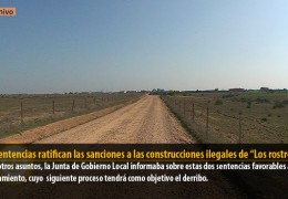 """Dos sentencias ratifican las sanciones a las construcciones ilegales de """"Los rostros 2"""""""