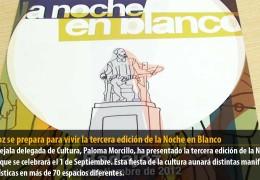 Badajoz se prepara para vivir la tercera edición de la Noche en Blanco