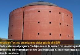 La Concejalía de Turismo organiza una visita guiada al MEIAC