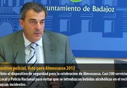 El dispositivo policial, listo para Almossassa 2012
