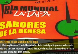 Badajoz celebra el Día Mundial de la Tapa
