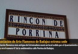 La Asociación de Arte Flamenco de Badajoz estrena sede