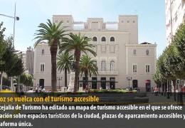 Badajoz se vuelca con el turismo accesible