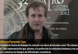 Entrevista con Fernando Cayo