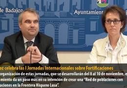 Badajoz celebra las I Jornadas Internacionales sobre Fortificaciones