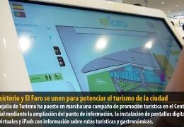 El Consistorio y El Faro se unen para potenciar el turismo de la ciudad