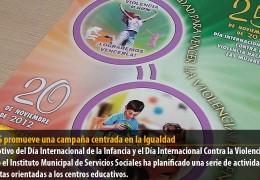 El IMSS promueve una campaña centrada en la Igualdad