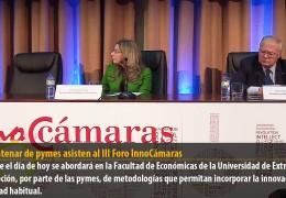 Un centenar de pymes asisten al III Foro InnoCámaras