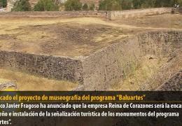 """Adjudicado el proyecto de museografía del programa """"Baluartes"""""""