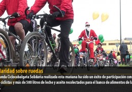 Solidaridad sobre ruedas