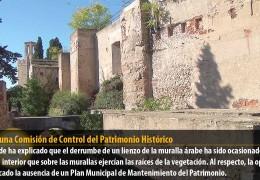 Piden una Comisión de Control del Patrimonio Histórico