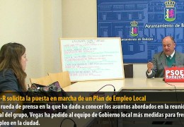 El GMS-R solicita la puesta en marcha de un Plan de Empleo Local