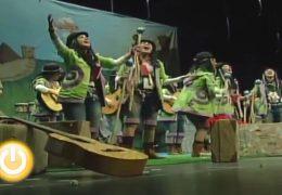 Actuación  de La Galera (Preliminares 2013)