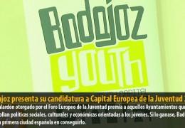 Badajoz presenta su candidatura a Capital Europea de la Juventud 2016