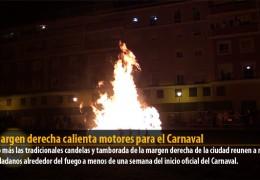La margen derecha calienta motores para el Carnaval