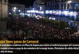 Badajoz tiene ganas de Carnaval