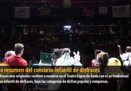 Vídeo resumen del concurso infantil de disfraces