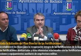 Presentada la licitación del Plan Director de las Fortificaciones
