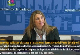 3.143 personas solicitan el acceso a las acciones formativas del Pacto Local por Empleo