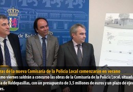 Las obras de la nueva Comisaría de la Policía Local comenzarán en verano