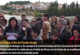 Badajoz celebra el Día del Pueblo Gitano