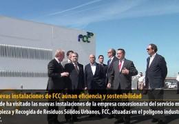 Las nuevas instalaciones de FCC aúnan eficiencia y sostenibilidad