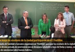 El 28 de mayo los escolares de la ciudad participarán en el I Frutillón