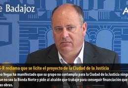 El GMS-R reclama que se licite el proyecto de la Ciudad de la Justicia