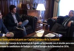 Badajoz tiene potencial para ser Capital Europea de la Juventud