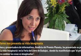 Mara Torres nos presenta su vida imaginaria