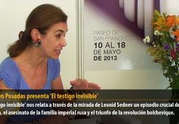 Carmen Posadas presenta 'El testigo invisible'