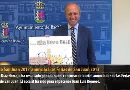 'Picasso San Juan 2013' anunciará las Ferias de San Juan 2013