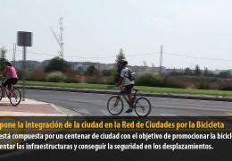 IU propone la integración de la ciudad en la Red de Ciudades por la Bicicleta